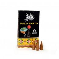 Conos de Reflujo Palo Santo Tribal soul caja con 10 conos.