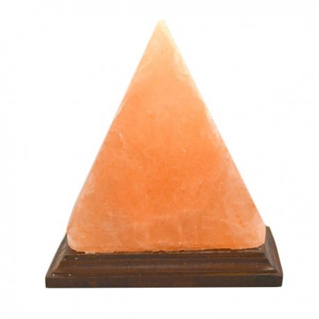 Lámpara de Sal del Himalaya Piramide Grande