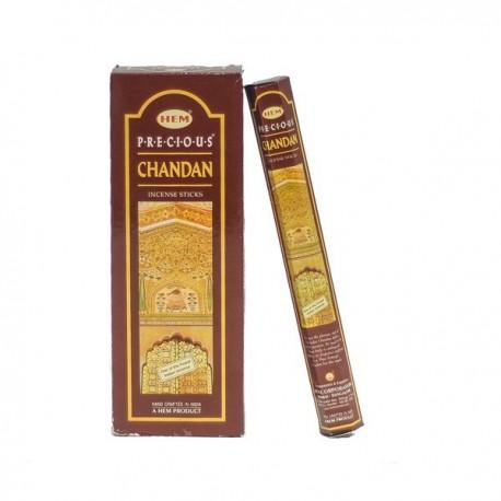 Incienso Precious Chandam 20 gr HEM