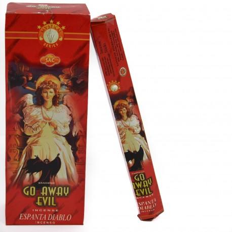 Incienso Espanta Diablo 20 varillas SAC