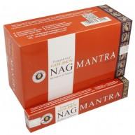 Incienso Golden Nag Mantra 15 grs VIJAYSHREE