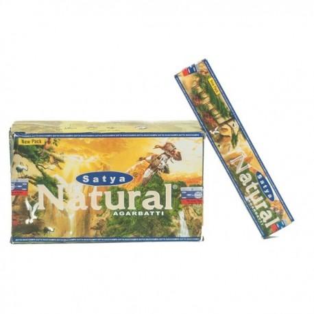 Incienso natural 15 gr SATYA
