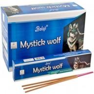 Incienso Mystick Wolf 15 grs BALAJI
