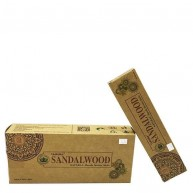 Incienso Organic Sandalwood 15 grs GOLOKA
