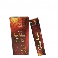 Incienso Golden Flora 15 gr BALAJI