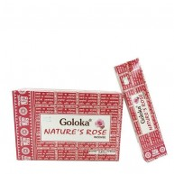 Incienso Nature´s Rose 15 grs GOLOKA