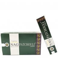 Incienso Golden Nag Patchouli 15 gr VIJAYSHREE
