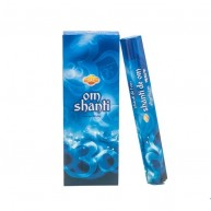Incienso Shanti de OM 20 varillas SAC