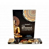 Incienso The Buddha 15 grs GOLOKA