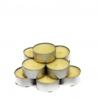 Pack 10 tealights con aroma a Vainilla 5 Horas